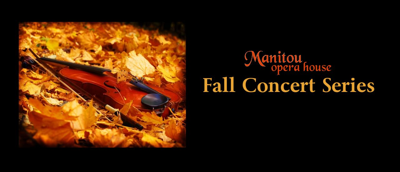 Manitou Fall Concert Series